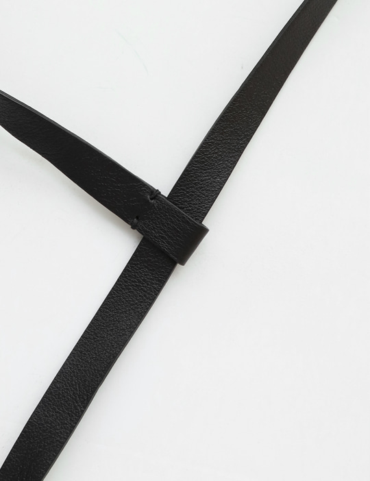 LOOP BELT (2COLOR)