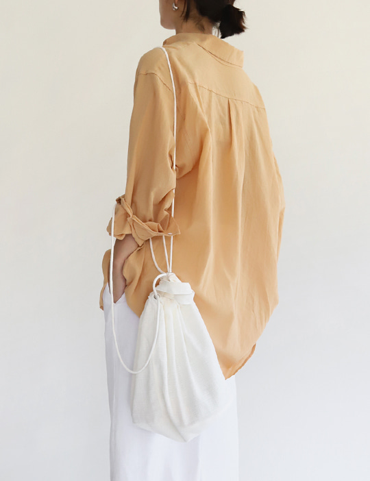 IVORY COTTON BAG