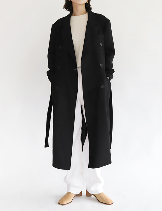 DOUBLE LONG JACKET (2COLOR)