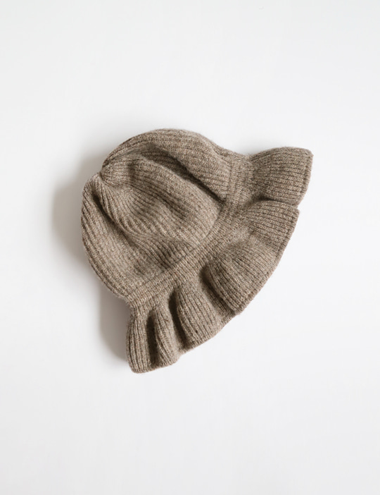 FLARE KNIT HAT (3COLOR)