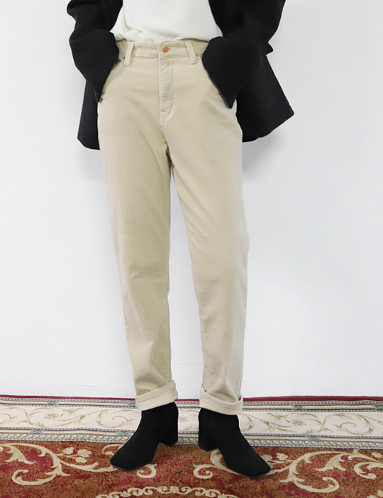 [SALE] ON CORDUROY PANTS (3COLOR)