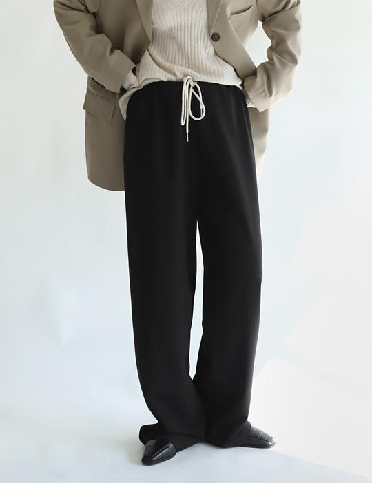 TWINE STRING PANTS (3COLOR)