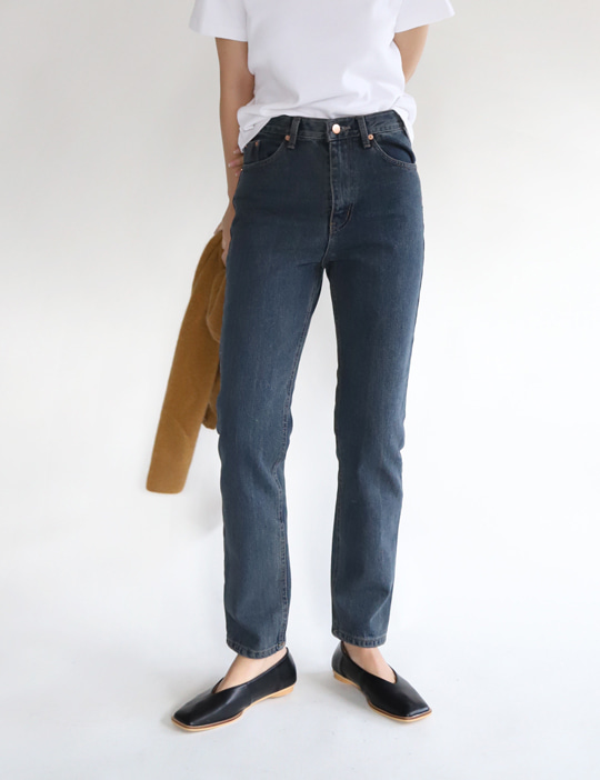 TEEN DENIM PANTS (2COLOR)