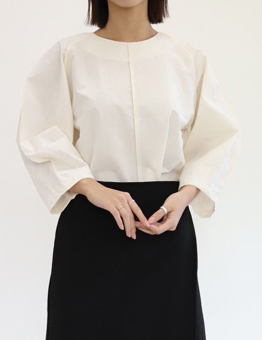 MAIRE BALLOON BLOUSE (3COLOR)