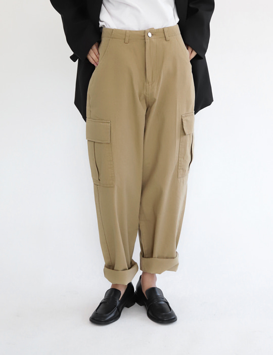 CARGO PANTS (3COLOR)