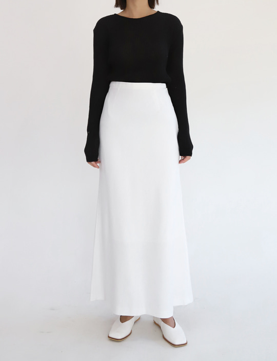 OUR LONG SKIRT (2COLOR)