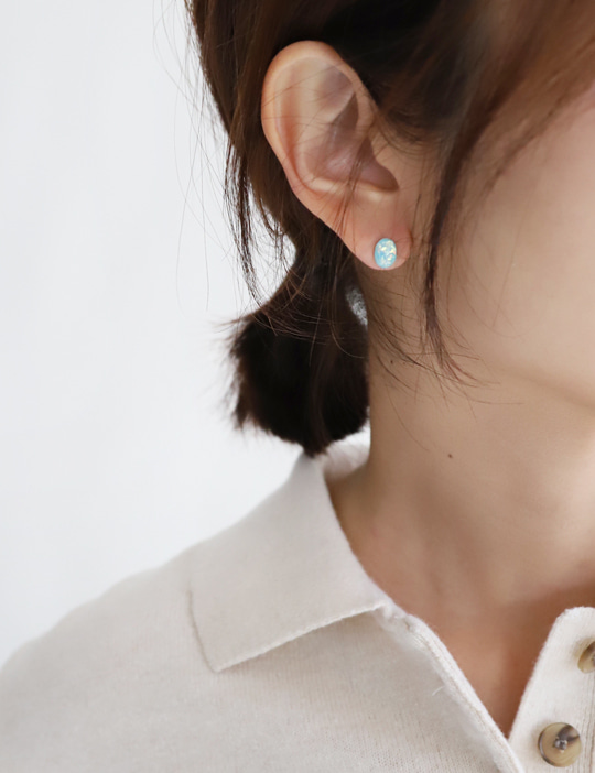 SPARKLE 6SET EARRING