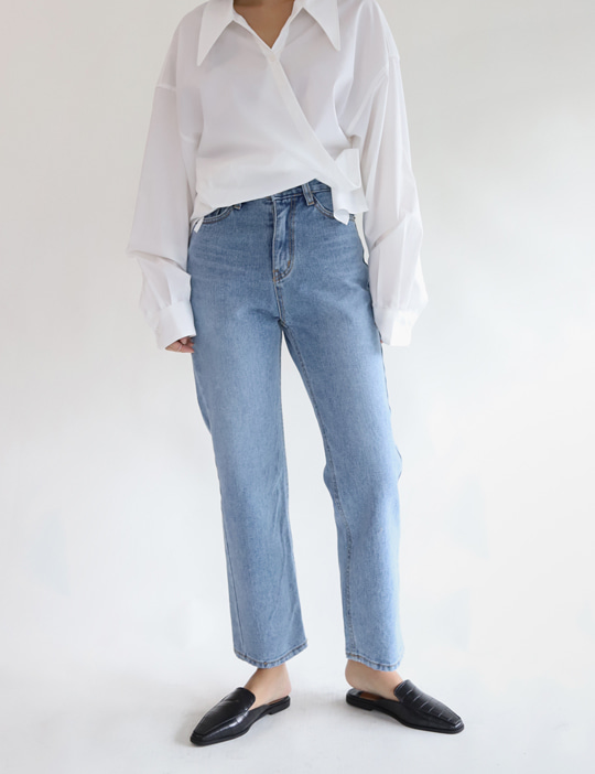 COMMON DENIM PANTS
