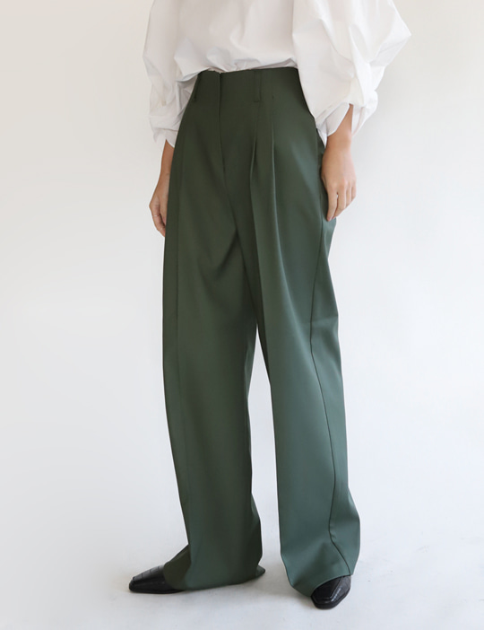 COMME SLACKS (3COLOR)