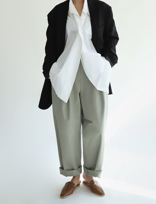 FLOW LOOSE PANTS (3COLOR)