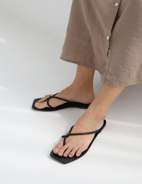 HOOK FLIP-FLOP (6COLOR)