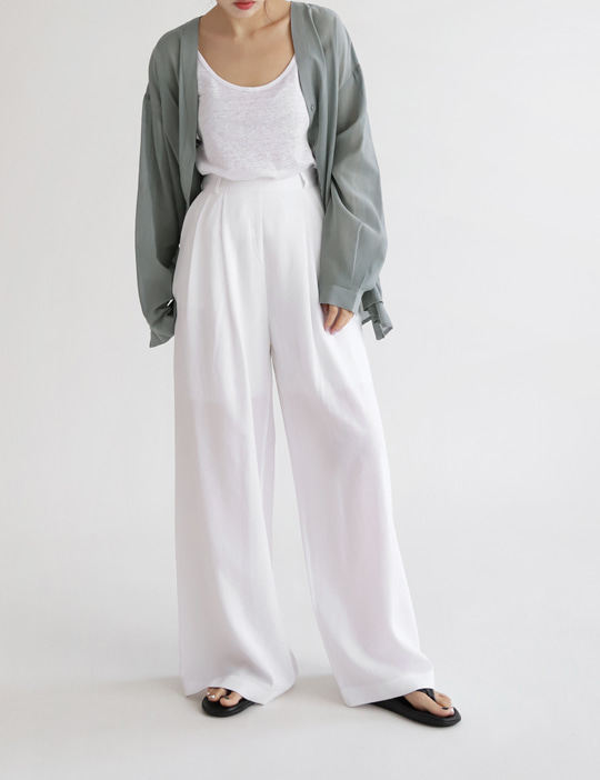 BREAD WIDE PANTS (2COLOR)