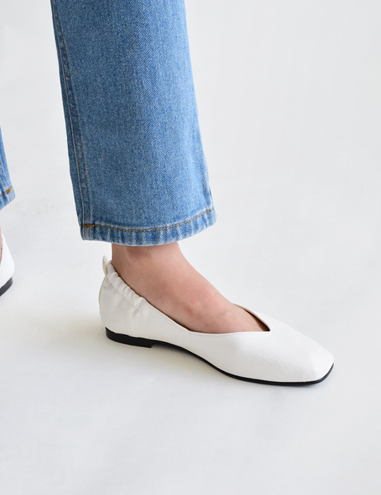 MAISON FLAT SHOES (4COLOR)