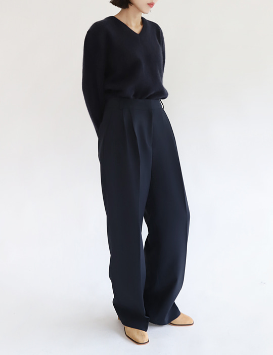 JACK LOOSE SLACKS (3COLOR)