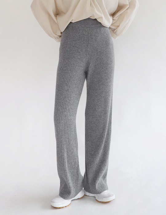 GOLGI KNIT PANTS (3COLOR)