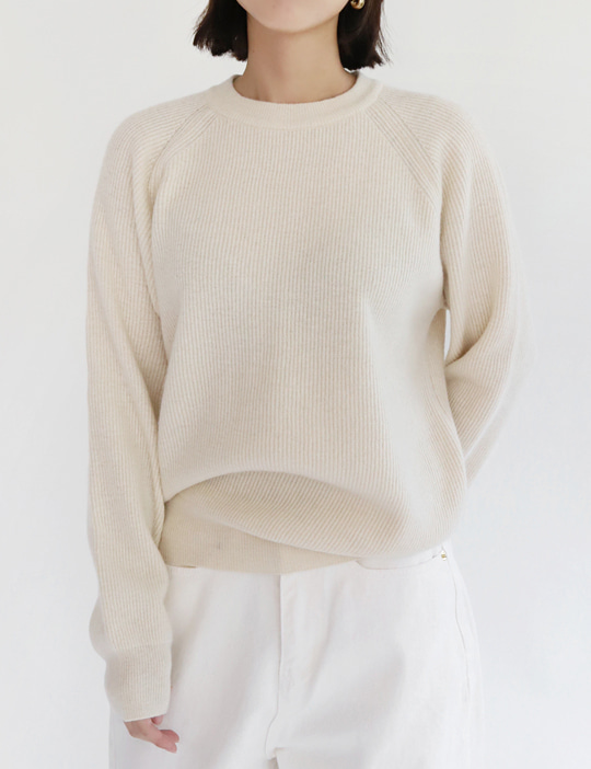 NEEDS ROUND KNIT (4COLOR)