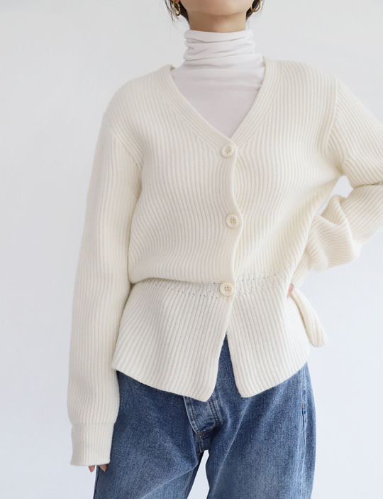 MAIRE KNIT CARDIGAN (3COLOR)