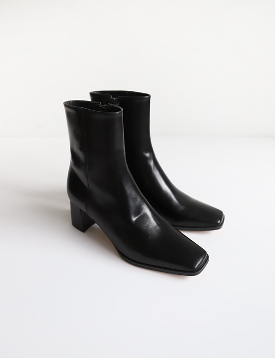 LADY ANKLE BOOTS (3COLOR)
