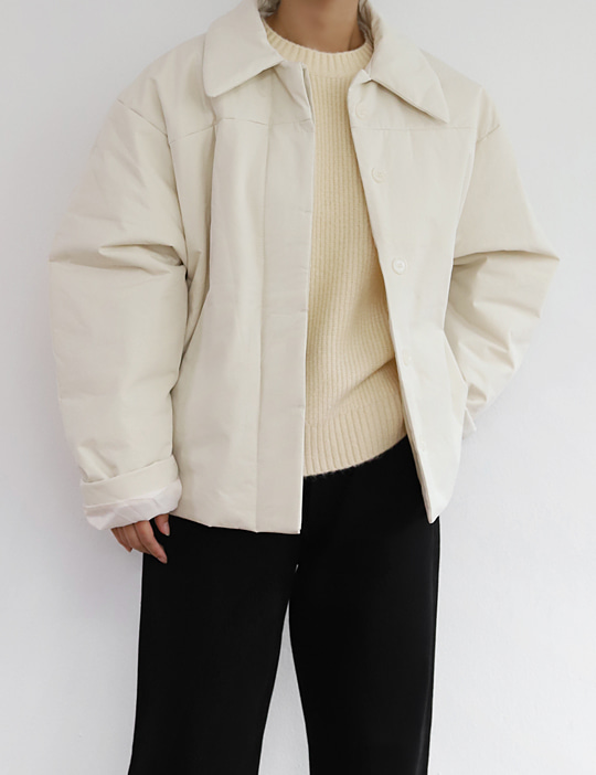 PHILLIP PADDING JACKET (3COLOR)