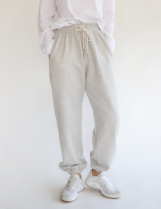 SAME JOGGER PANTS (3COLOR)